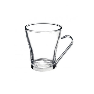 OSLO  CAPPUCCINO GLASS 220ML