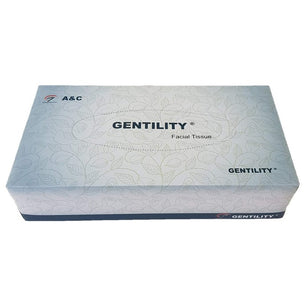 FACIAL TISSUE 2PLY 100 SHEETS
