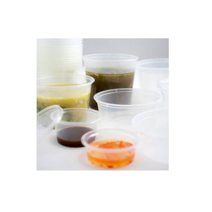 Round Dipping Sauce 70mL (100)