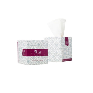LIVI ESSENTIALS CUBE FACIAL TISSUE 3PLY