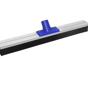 ALUMINIUM  FLOOR SQUEEGEE HEAD BLUE 450MM