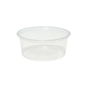 Round Dipping Sauce Container 100mL (100)