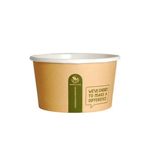 CUP SOUP PLA HEAVYBOARD 12OZ (25)