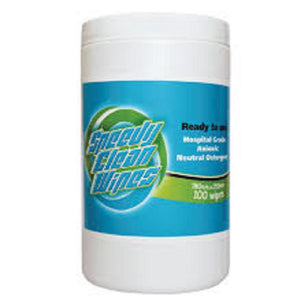 SPEEDY CLEAN WIPES (100)