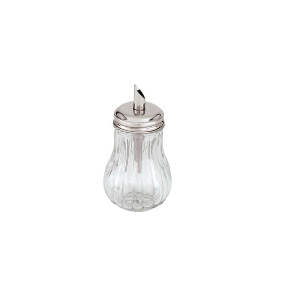 SUGAR DISPENSER GLASS 285ML