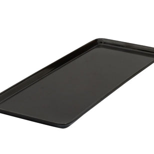 SANDWICH PLATE 390 X 150MM BLACK