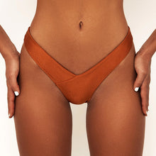 Load image into Gallery viewer, Brazilian Bikini - Swimming - Thong Swimsuit - Beach Wear - Various Colors