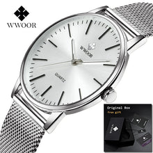 Load image into Gallery viewer, Men's Watch - Full Stainless Steel WWOOR - Low prices everyday!