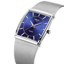 Load image into Gallery viewer, Men's Watch Stainless Steel Mesh Band Quartz - Low prices everyday!
