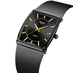 Men's Watch Stainless Steel Mesh Band Quartz - Low prices everyday!