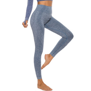 Leggings - High Waist Seamless Leggings - Push Up Sport - Fitness - Running - Yoga Pants