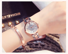 Load image into Gallery viewer, KIMIO - Thin Rose Gold Quartz Fashion Ladies Watch - Low prices everyday!