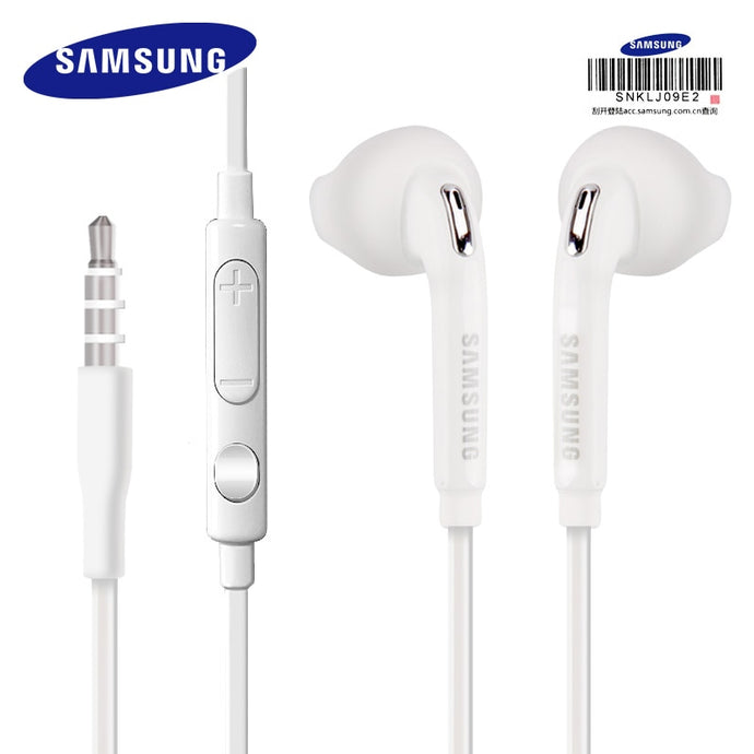 Original Samsung Earphone In-ear With Control & Mic 1.2m (Volume control not compatible with Apple products)