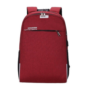 Backpacks Nylon Travel Backpack Tall or Wide