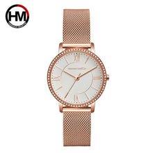 Load image into Gallery viewer, Ladies Watch Japanese quartz Rhinestone Casual Elegant and Stylish - Low prices everyday!