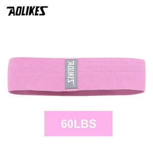 Fitness - 1 PC Hip Yoga Resistance Band - Wide Fitness Exercise - Loop For Squats Training- Anti Slip
