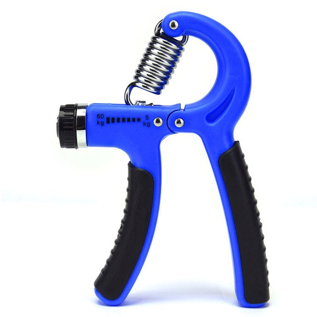 5-60Kg - Adjustable - Heavy Gripper - Fitness Exerciser - Grip Training - Increase Strength