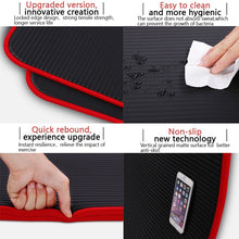 Load image into Gallery viewer, 10 mm Yoga Mat - Extra Thick -  183*61cm Extra Long - High Quality - Non-slip Mat For Fitness/Gym/Exercise/Yoga