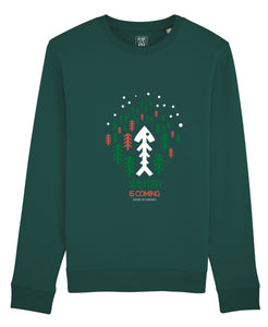 "Sweat ""Winter"" Vert"