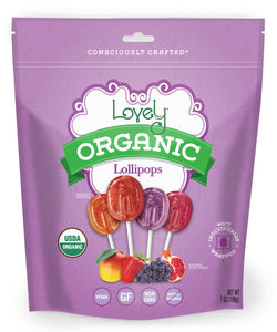 gluten free candy organic candy organic lollipops
