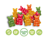 gluten free candy honey gummy bears