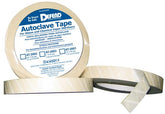 "Defend Autoclave Sterilizer Indicator Tape Extra Tacky 60 YD ROLL (1/2"" - 3/4"" - 1"")"