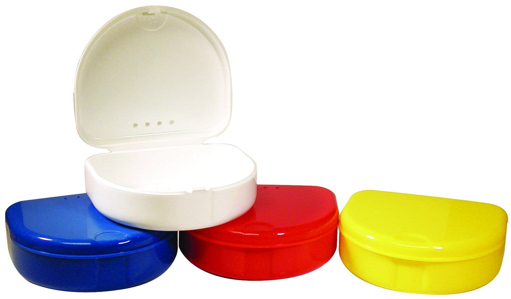 Retainer Boxes 4 Assorted Colors 12pck