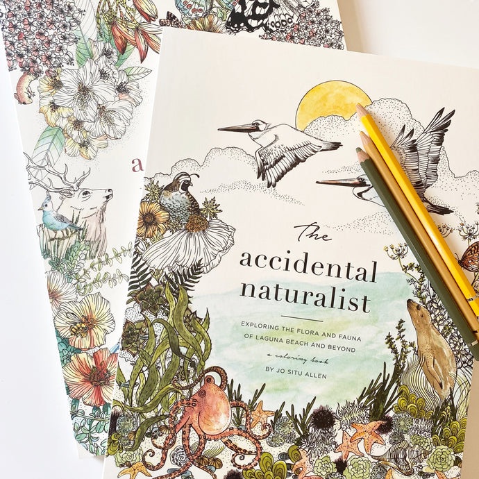 The Accidental Naturalist Book Set