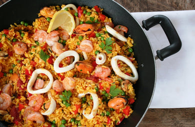 Paella (per persoon)