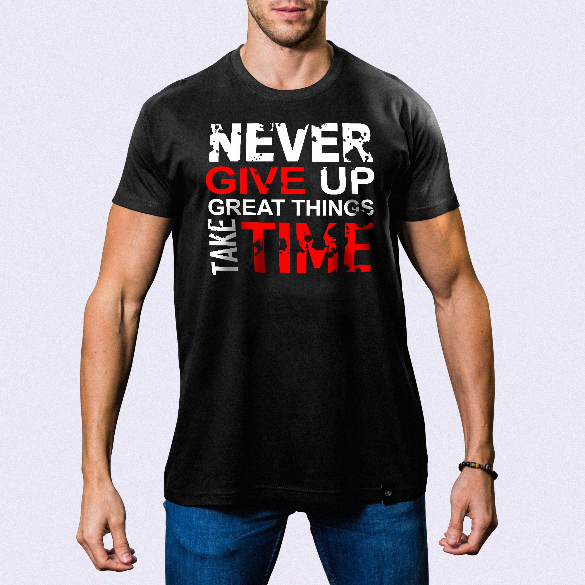 Never Give Up™ Shirt