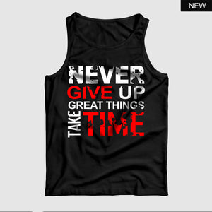 Never Give Up™ Tank Top