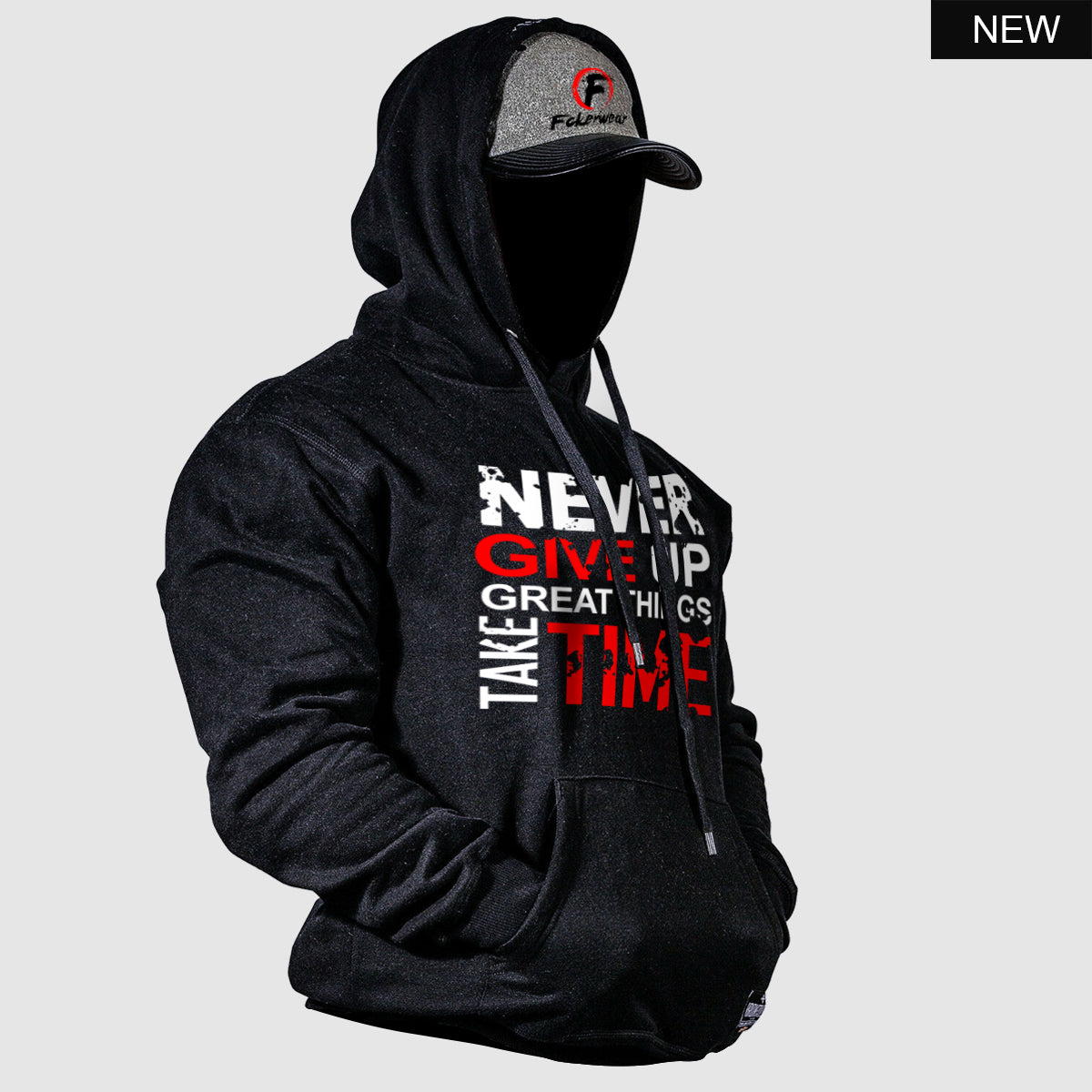 Never Give Up™  Hoodie