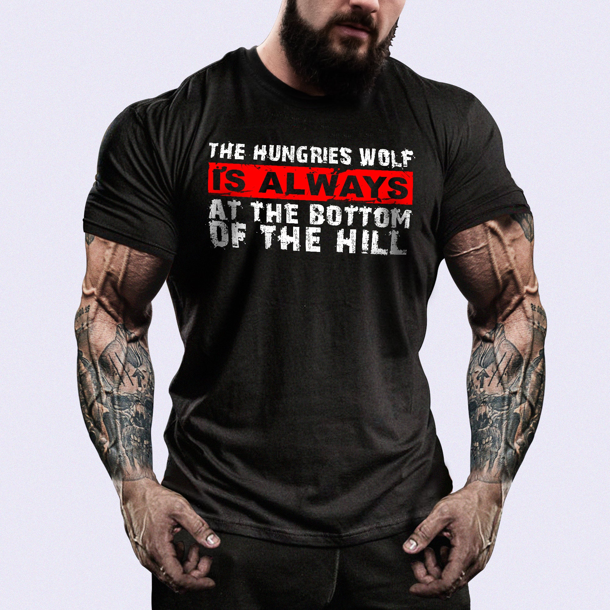 Hungries Wolf™ Shirt