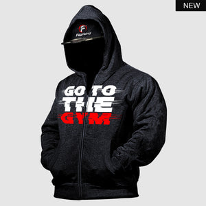 Go to the Gym™ zip hoodie