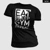 Eat Sleep Gym Repeat II T-Shirt