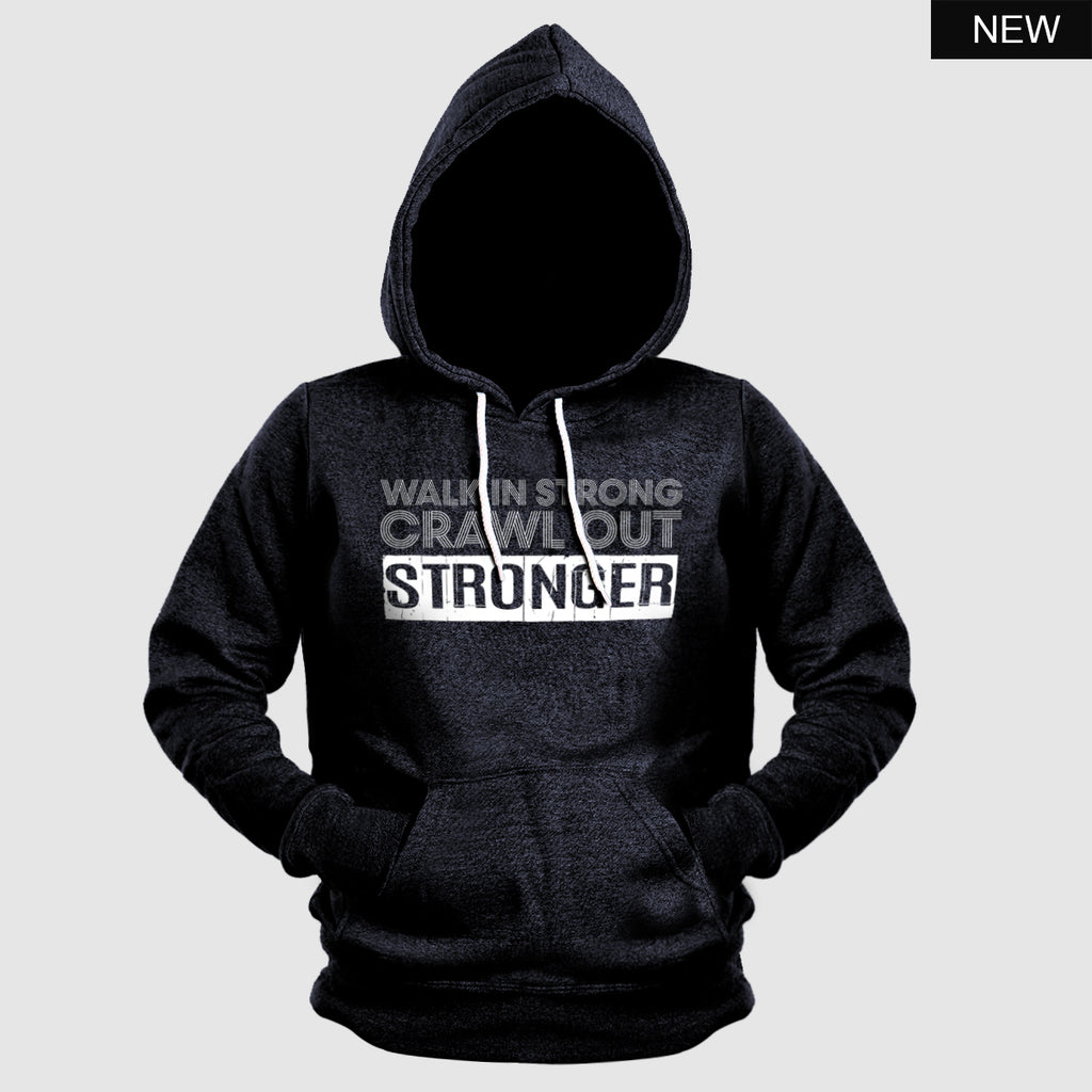Walk in Strong Hoodie