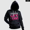 Focus on the weight you lift Hoodie