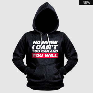 No more I can't doing Hoodie