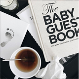 The Baby Guest Book - For barn som tåler å høre sannheten - Norwegian
