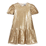 The Sequined Dress