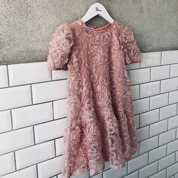 All Flower Dress - The Tiny Universe Dress