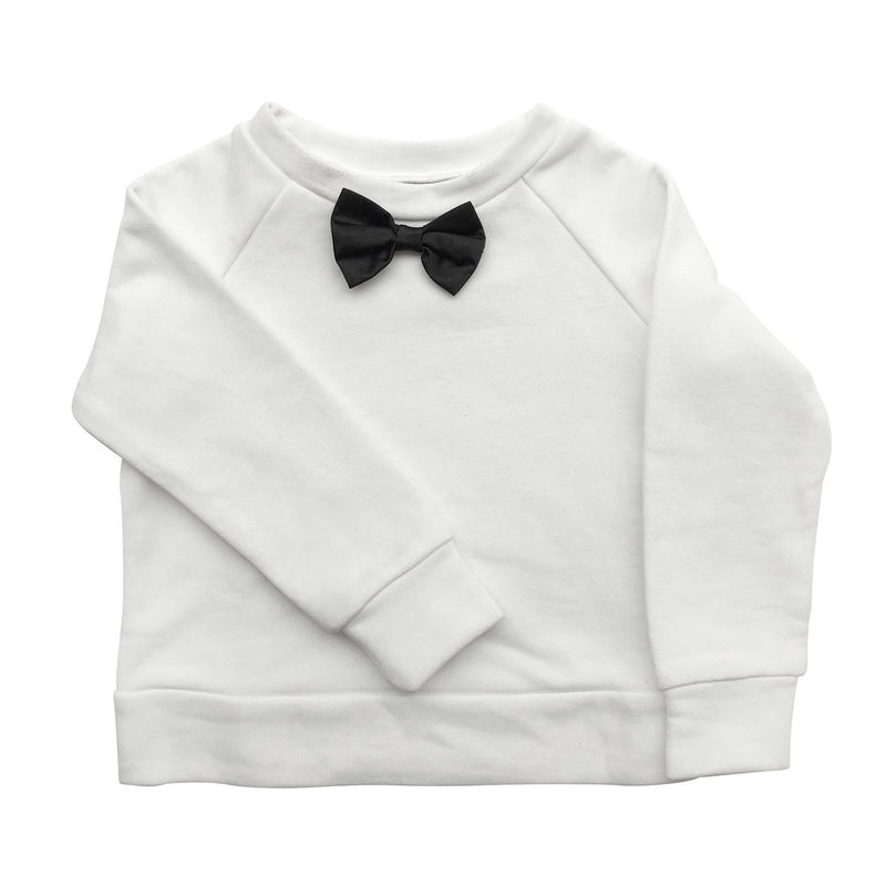 BOW JERSEY JUMPER - The Tiny Universe T-shirt