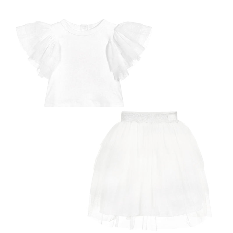 Crazy Tulle Skirt - The Tiny Universe Dress