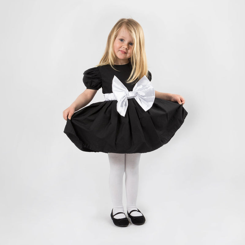 Huge Ribbon Dress - The Tiny Universe Dress