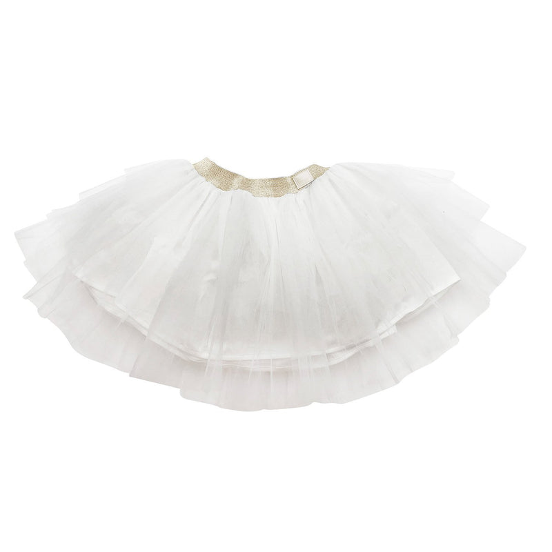 The Ballerina skirt - White - The Tiny Universe Skirts