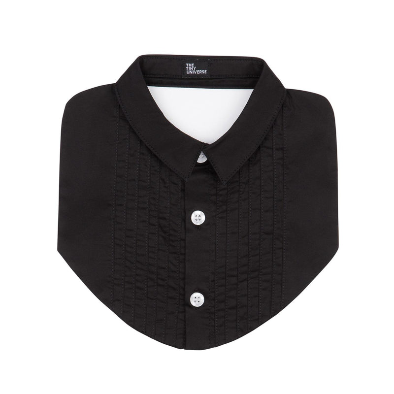 The Tiny Bib Tuxedo Shirt - The Tiny Universe Bibs