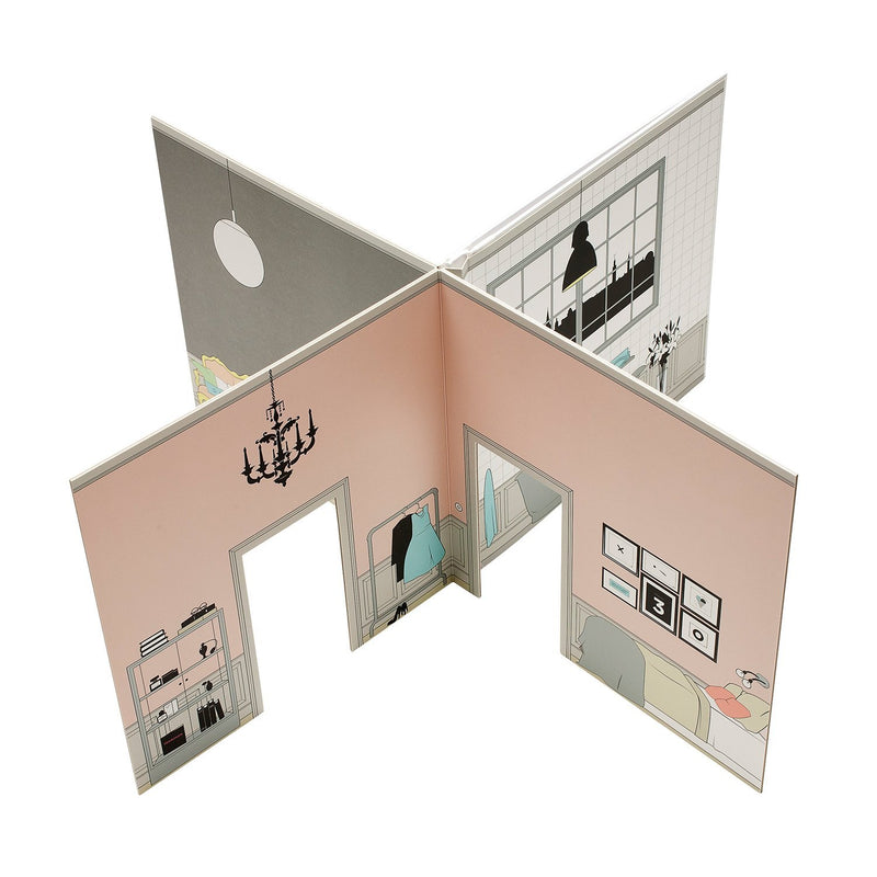 THE TINY DOLLHOUSE - A PERFECT HOME FOR PICKY DOLLS - The Tiny Universe Books
