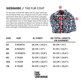 The Tiny Fur Coat - The Tiny Universe Jacket