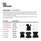 The Tiny Fur Dress - The Tiny Universe Dress