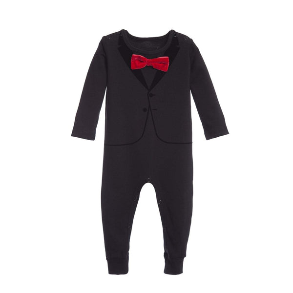 The Tiny Tuxedo - Red Bow-Tie - The Tiny Universe
